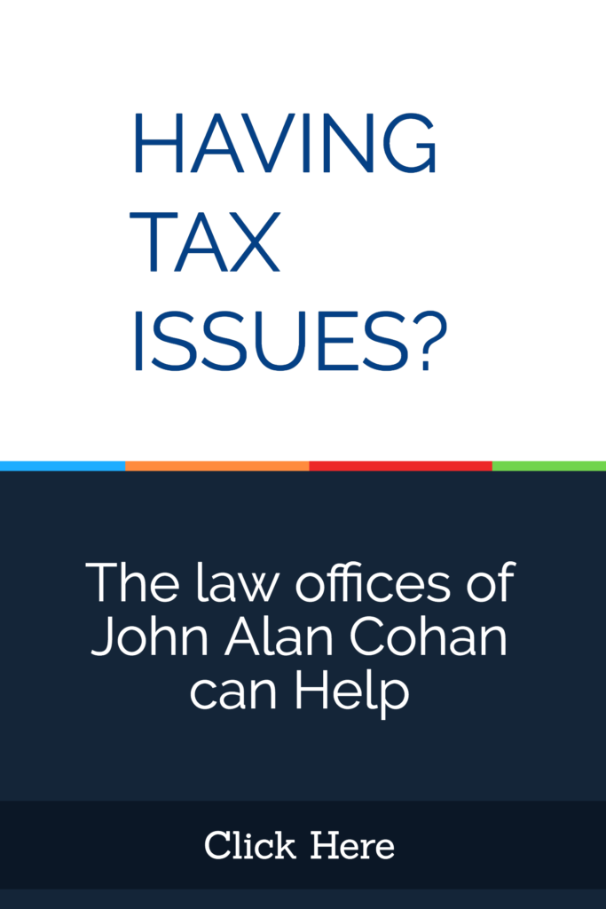 The Time Is Running Out! Think About These Ten Ways To Alter Your Tax Lawyers